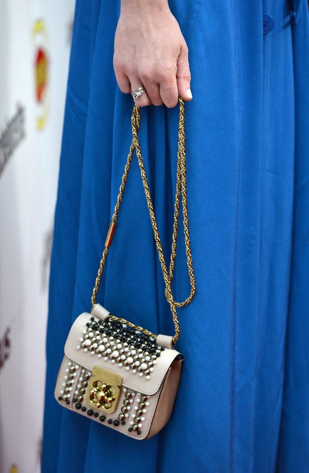 Kirsten Dunst's Chloé 'Elsie' bag