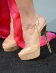 Ashley Greene's Jimmy Choo heels