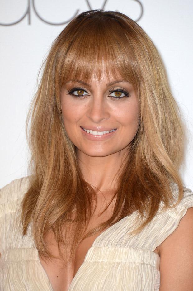 Nicole Richie in Alberta Ferretti