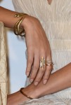 Nicole Richie's  House of Harlow 1960 jewels
