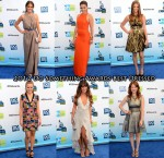 Who Was Your Best Dressed At The 2012 Do Something Awards?