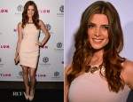 Ashley Greene In Emilio Pucci - NYLON Magazine August Issue Launch Party