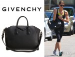 Ashley Greene's Givenchy Antigona Satchel
