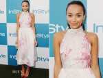Ashley Madekwe In Zimmermann - 11th Annual InStyle Summer Soiree