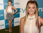 Ashley Tisdale In ERIN by Erin Fetherston - 11th Annual InStyle Summer Soiree