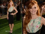 Bella Thorne In Ted Baker London - 'The Odd Life of Timothy Green' LA Premiere