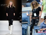Brooklyn Decker In Isabel Marant - US Open