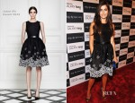 Camilla Belle In Jason Wu - Samsung Galaxy Note 10.1 Launch Event