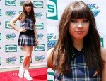 Carly Rae Jepsen In Juicy Couture - 2012 Arthur Ashe Kids' Day