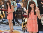 Carly Rae Jepsen In  Kelly Wearstler - The Today Show