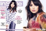 Daisy Lowe For InStyle UK September 2012