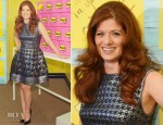 Debra Messing In Rafael Cennamo - Post-It Your Words Stick With Them Program Launch