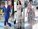 Dita von Teese Loves Her...Dolce & Gabbana Wicker Bag