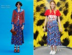 Dree Hemingway In Marc Jacobs - 'Starlet' Locarno Film Festival Photocall