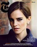 Emma Watson For T: The New York Times Style Fashion Fall 2012 Magazine