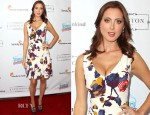 Eva Amurri In Tory Burch - Friends To Mankind's 2nd annual #18for18 CharityEvent