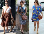 Eva Mendes Loves Her… Ralph Lauren Collection Cartridge Bag