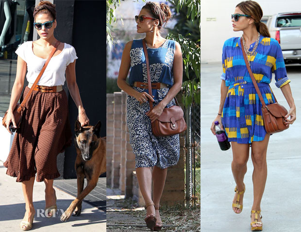 Eva Mendes Loves Her Ralph Lauren Collection Cartridge