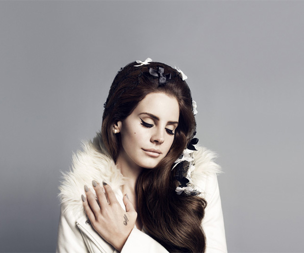 Lana Del Rey for H&M Autumn 2012