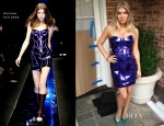 Fergie In Versace - Case-Mate Photoshoot