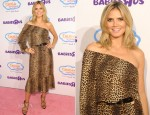 Heidi Klum In MICHAEL Michael Kors - Truly Scrumptious Collection Unveiling
