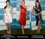 Fashion Critics' 2012 InStyle Summer Soiree Round Up