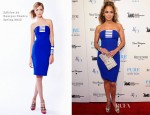 Jennifer Lopez In Edition by Georges Chakra - World Tour Post Party
