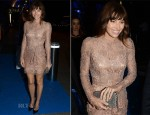 Jessica Biel In Dolce & Gabbana - 'Total Recall' Dublin Premiere After-Party