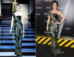 Kate Beckinsale In Armani Privé - 'Total Recall' LA Premiere