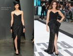 Kate Beckinsale In Donna Karan - 'Total Recall' London Premiere
