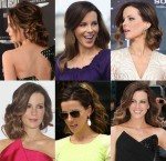 Kate Beckinsale's 'Total Recall' Promo Tour Hair