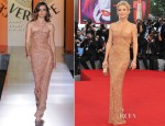 Kate Hudson In Atelier Versace - 'The Reluctant Fundamentalist' Venice Film Festival Premiere