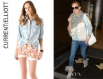 Kate Hudson's Current/Elliott Perfect Shirt