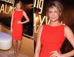 Kate Upton In Antonio Berardi - Samsung Galaxy Note 10.1 Launch Event