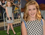 Kiernan Shipka In Oscar de la Renta - 'The Odd Life of Timothy Green'
