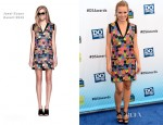 Kristen Bell In Jenni Kayne - 2012 Do Something Awards