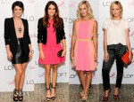 'Live In Pink' Loft Event