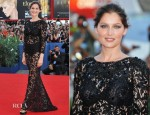 Laetitia Casta In Dolce & Gabbana - 'The Reluctant Fundamentalist' Venice Film Festival Premiere & Opening Ceremony