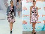 Michelle Jenner In Chanel – 'Las Aventuras de Tadeo Jones' Madrid Photocall