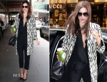 Miranda Kerr In Tucker - Out In Sydney
