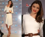 Miranda Kerr In Willow - David Jones AMEX Press Conference