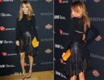 Nicole Richie In Mugler and Winter Kate - 5th Annual Sunset Strip Music Festival's Official VIP Party