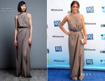 Nikki Reed In Lela Rose - 2012 Do Something Awards