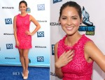 Olivia Munn In Alice + Olivia - 2012 Do Something Awards