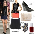 Steal Her Style: Olivia Palermo's FROW Look