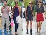 Celebrities Love...Polka Dots