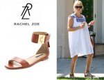 Reese Witherspoon's Rachel Zoe Gladys Flat Sandals