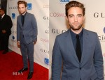 Robert Pattinson In Gucci - 'Cosmopolis' New York Premiere