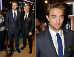 Robert Pattinson In Gucci - Ringing The Opening Bell At The New York Stock Exchange