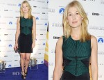 Rosamund Pike In Marios Schwab - 'Shadow Dancer' London Premiere